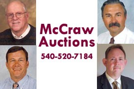 Call us for your auction needs